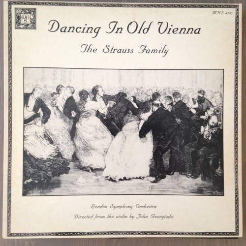 Dancing In Old Vienna / The Straus Family