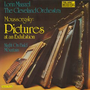 Moussorgsky: Pictures At An Exhibition / Night On Bald Mountain