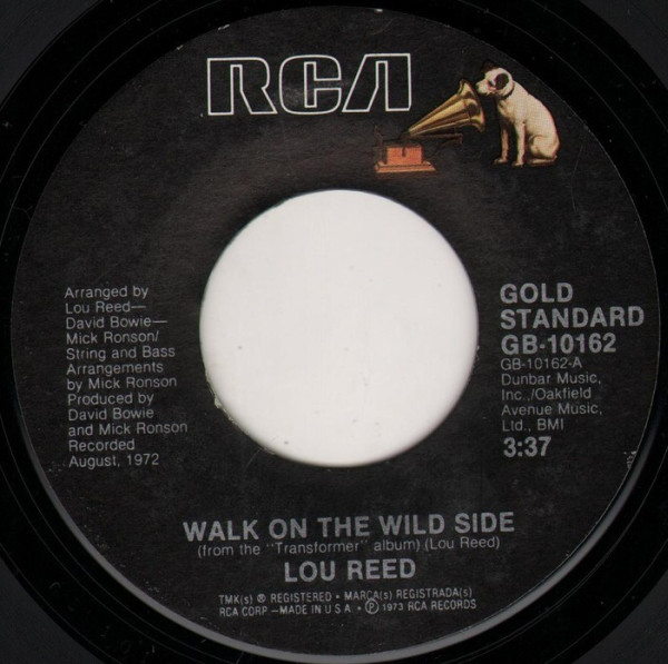 Walk On The Wild Side / Vicious
