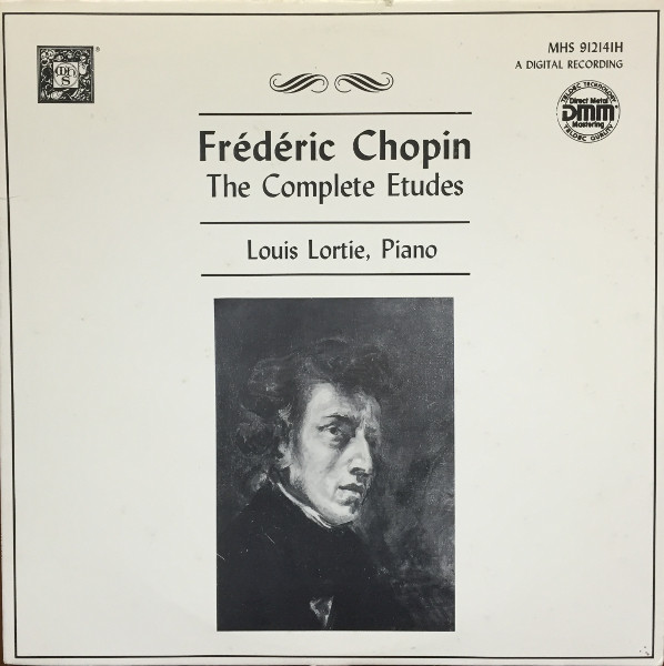Frederic Chopin: The Complete Etudes