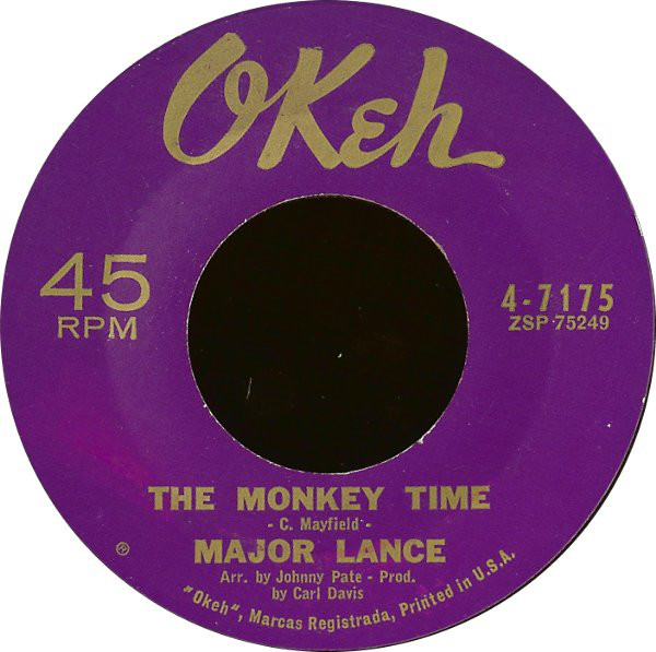 The Monkey Time / Mama Didn't Know