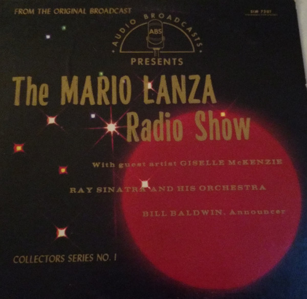 The Mario Lanza Radio Show