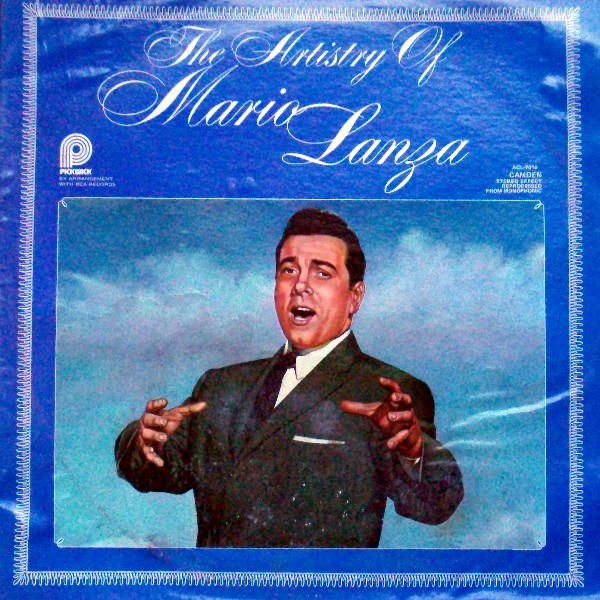 The Artistry of Mario Lanza