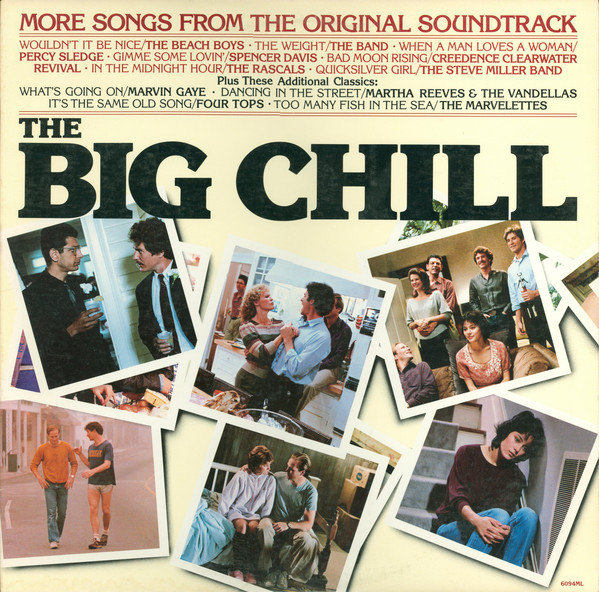 More Songs From The Original Soundtrack Of The Big Chill