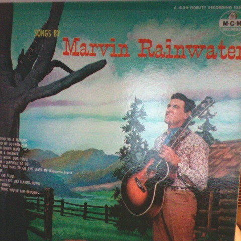 Songs By Marvin Rainwater