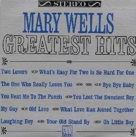 Mary Wells' Greatest Hits