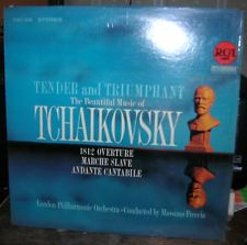 Tchaikovsky Tender and Triumphant