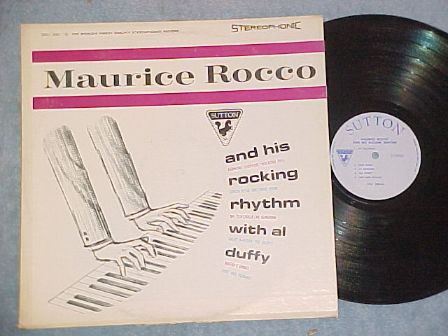 Maurice Rocco And His Rockin' Rhythm With Al Duffy