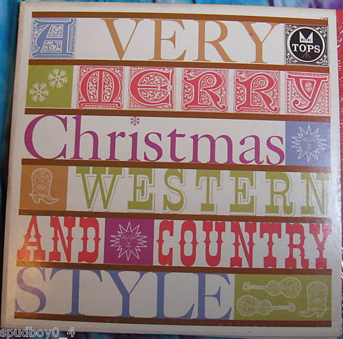 A Very Merry Christmas Country & Western Style