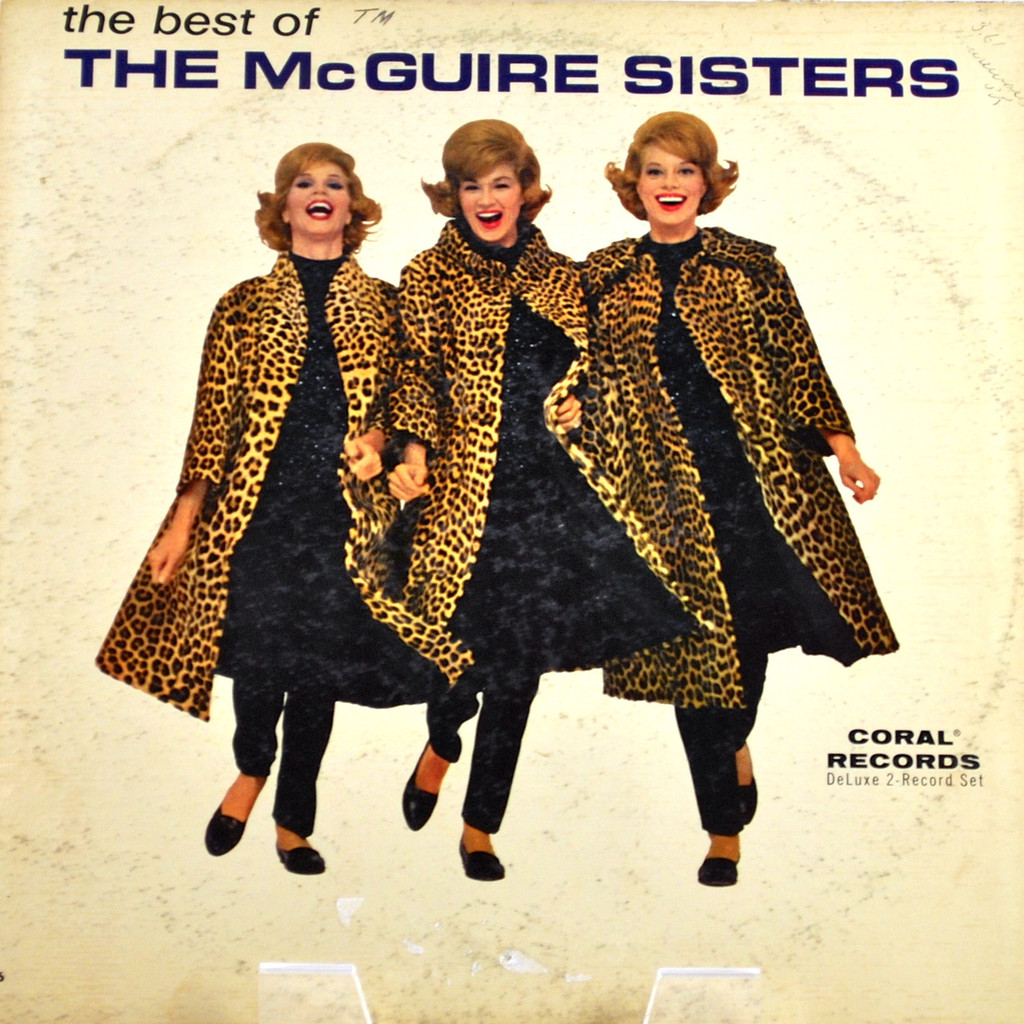 The Best Of The McGuire Sisters