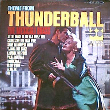 Theme From Thunderball