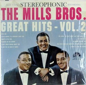 The Mills Brothers' Great Hits, Volume 2