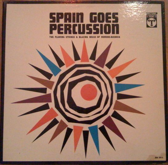 Spain Goes Percussion