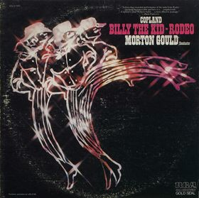 Copland Billy The Kid - Rodeo