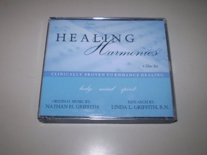 Healing Harmonies	Clinically Proven to Enhance Healing