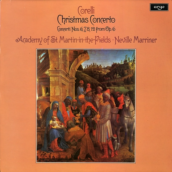 Corelli: Christmas Concerto / Concerti Nos 6 7 8 & 12 From Op 6