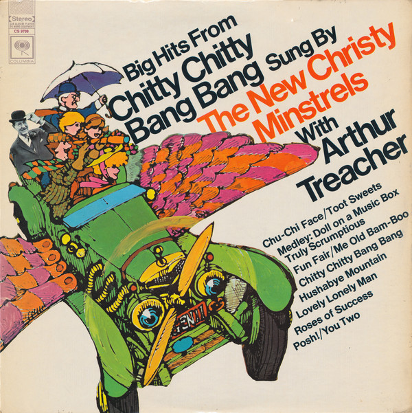 Big Hits From Chitty Chitty Bang Bang