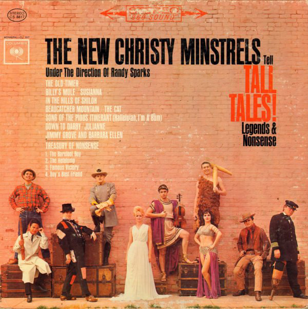 The New Christy Minstrels Tell Tall Tales! Legends And Nonsense