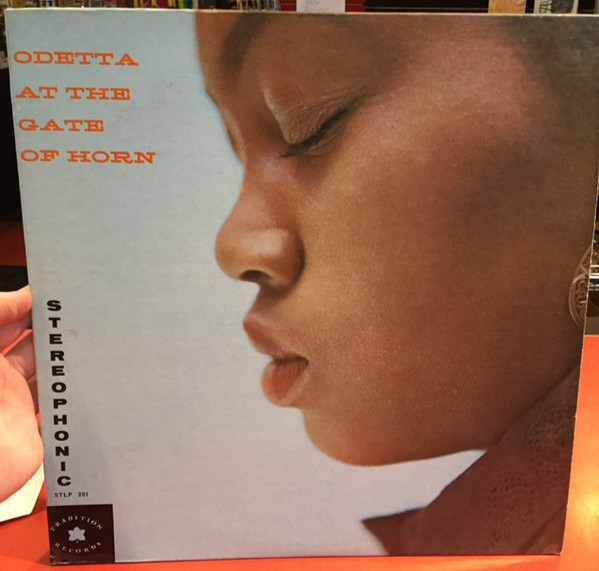 Odetta At The Gate Of Horn