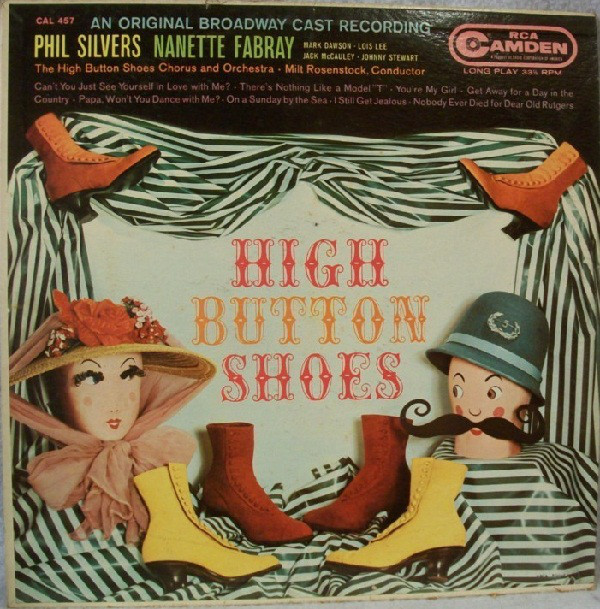 High Button Shoes (An Original Broadway Cast Recording)