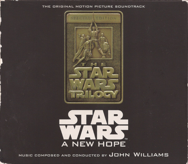Star Wars (A New Hope) (The Original Motion Picture Soundtrack)
