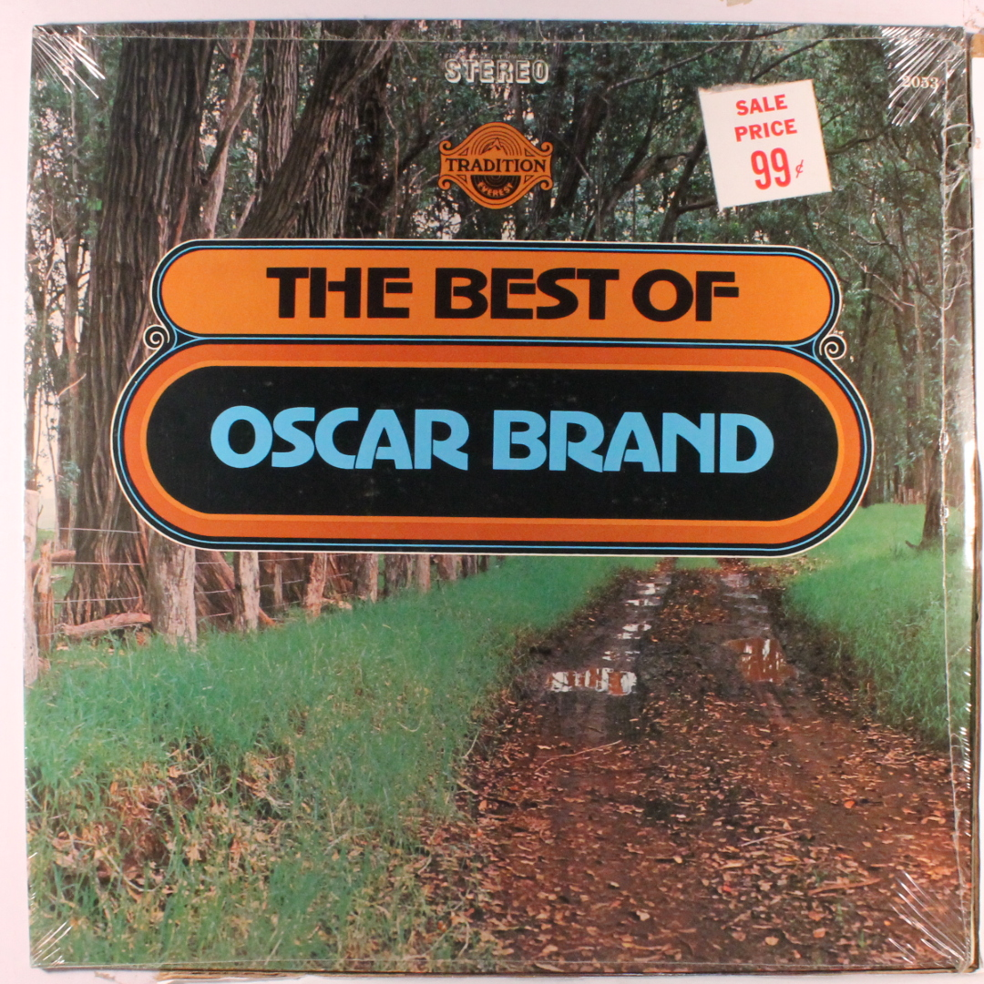 The Best Of Oscar Brand