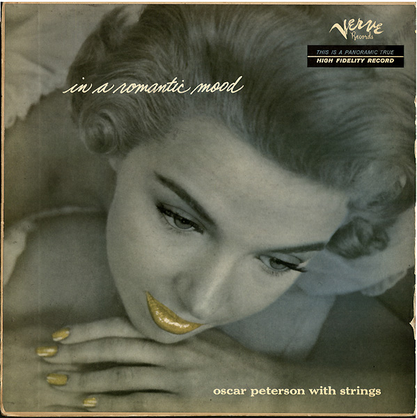 Oscar Peterson & Nelson Riddle - In A Romantic Mood [vinyl]