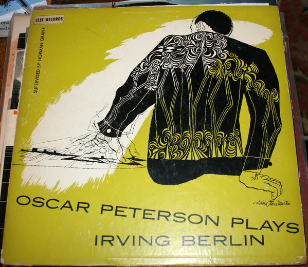 Oscar Peterson Mobile record on oscar peterson trio my fair lady album