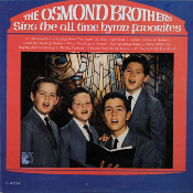 The Osmond Brothers Sing The All-Time Hymn Favorites