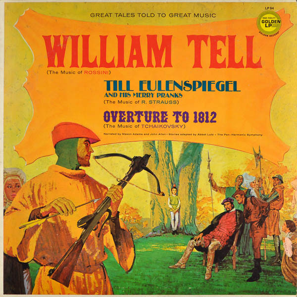 William Tell, Overture To 1812
