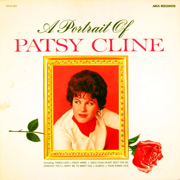 Patsy Cline A+Portrait+Of+Patsy+Cline LP