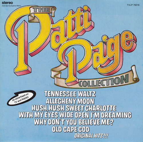 The Patti Page Collection