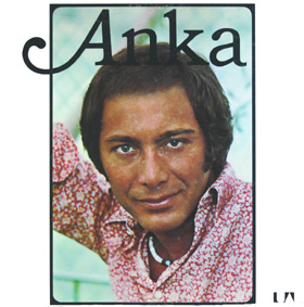 Paul Anka Anka LP