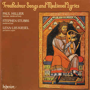 Troubadour Songs And Medieval Lyrics