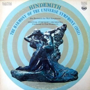 Hindemith: The Harmony Of the Universe Symphony (1951)