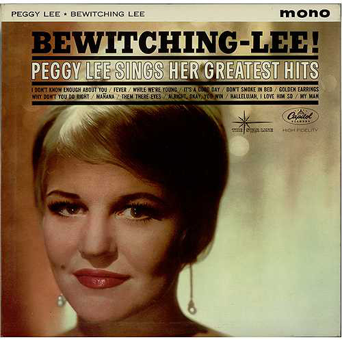 Bewitching--Lee!