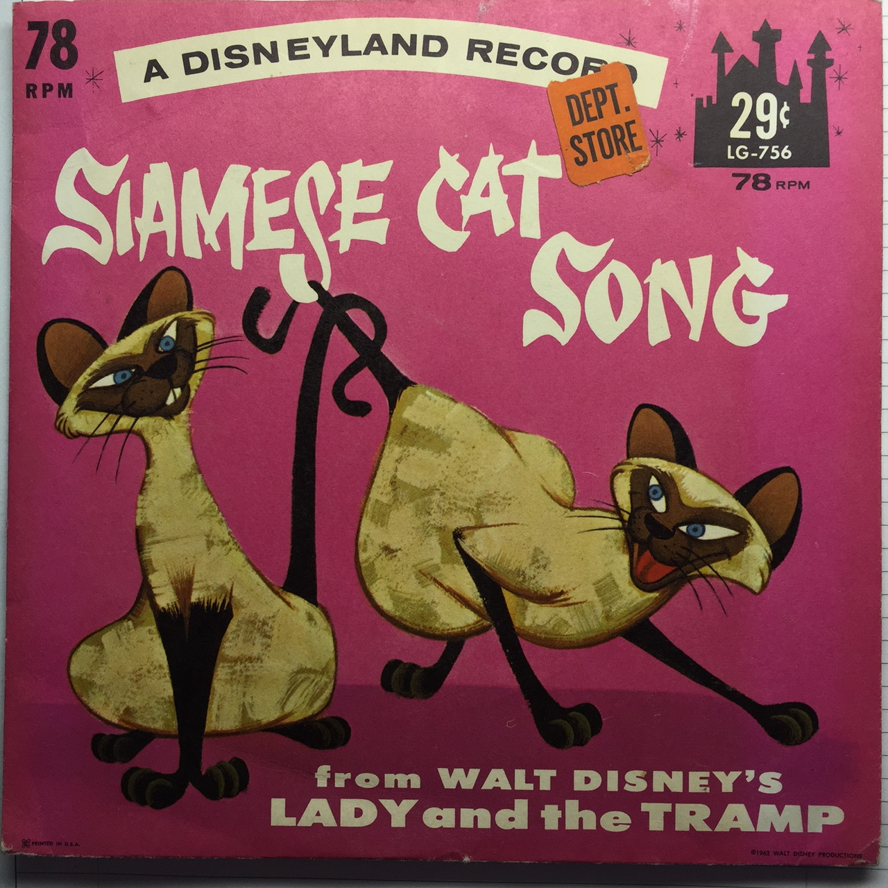 Siamese Cat Song / Home Sweet Home