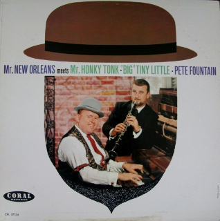 Mr. New Orleans Meets Mr. Honky Tonk