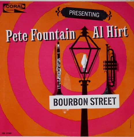 Presenting Pete Fountain With Al Hirt - Bourbon Street