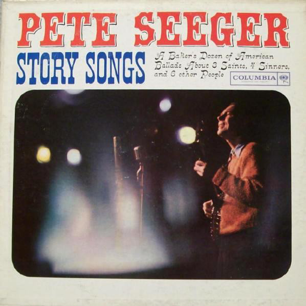 Pete Seeger Story Songs