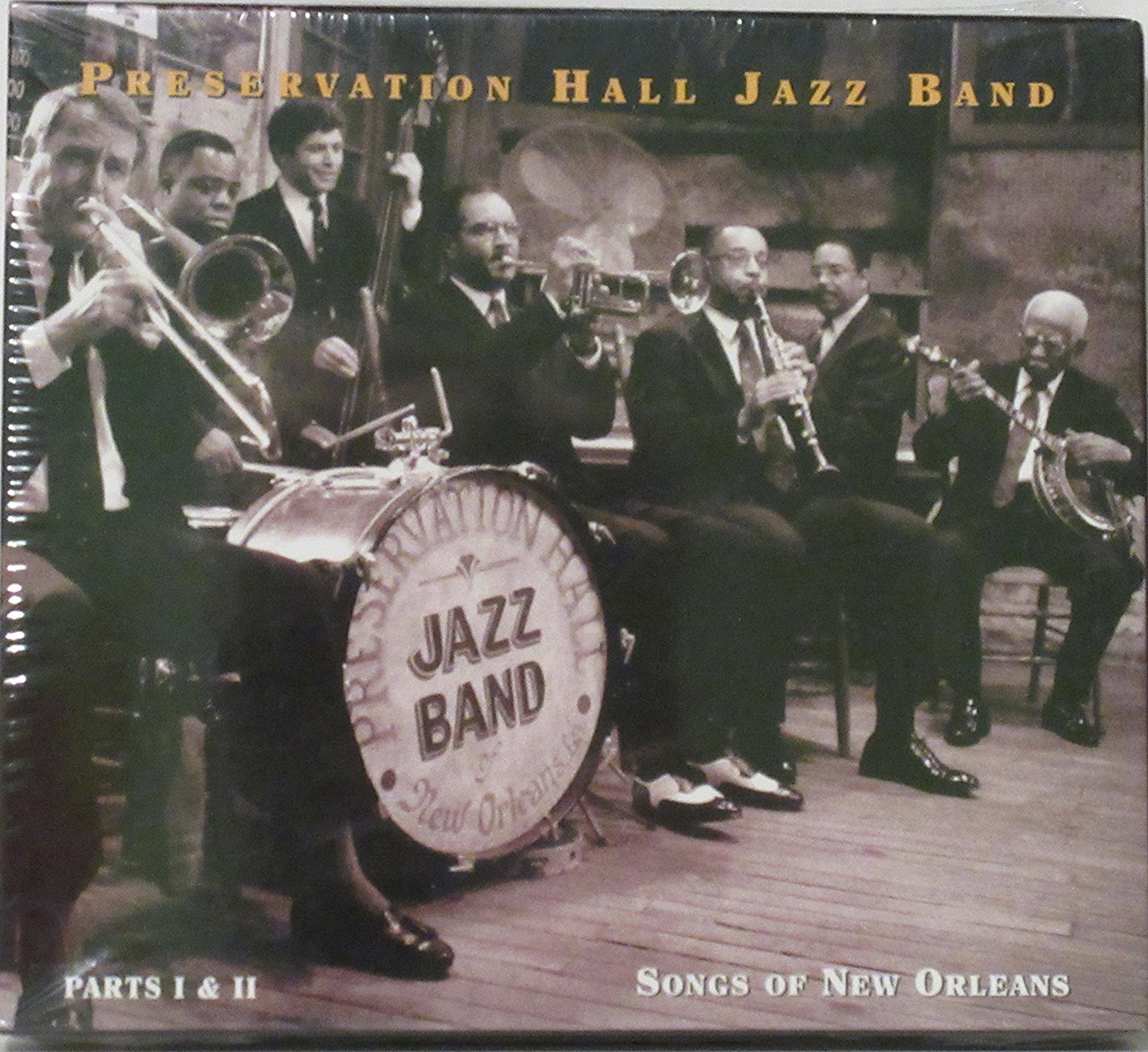 Songs of New Orleans (Parts I & 2)