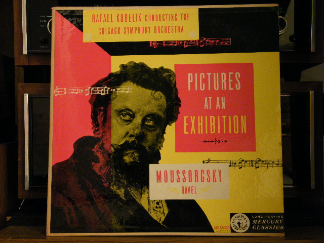 Moussorgsky-Ravel: Pictures At An Exhibition