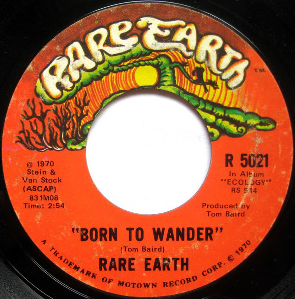 Born To Wander/Here Comes The Night
