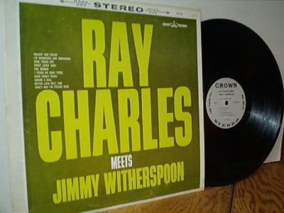 Ray Charles Meets Jimmy Witherspoon