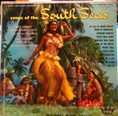 Songs Of The South Seas