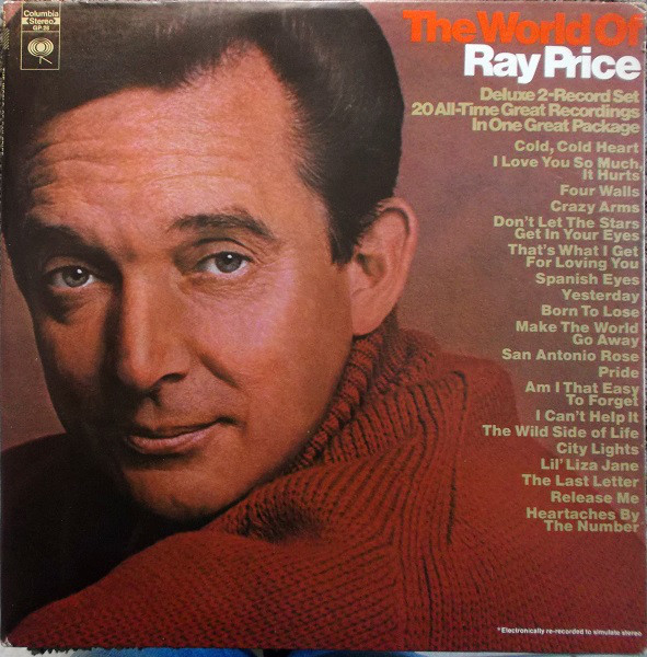 The World of Ray Price