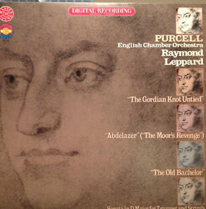 Purcell: The Gordion Knot Untied / Abdelazer (The Moor's Revenge) / The Old Bachelor / Sonata In D Major For Trumpet And Strings