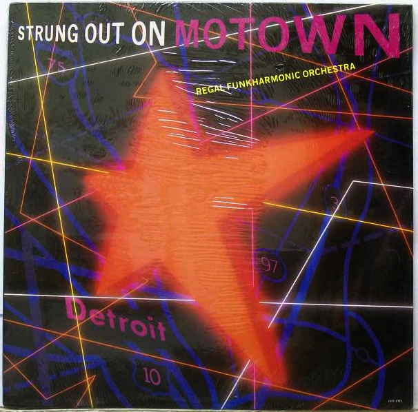 Strung Out On Motown