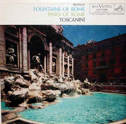 Pines Of Rome / Fountains Of Rome