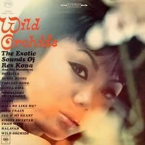 Wild Orchids - The Exotic Sounds Of Rex Kona